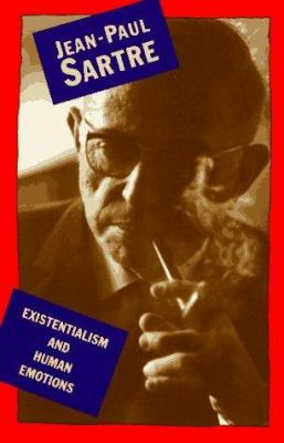 Existentialism and Human Emotions 9780806509020