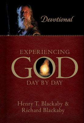 Experiencing God Day-By-Day: Devotional 9780805444780