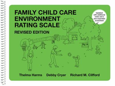 Family Child Care Environment Rating Scale 9780807747254