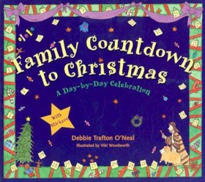 Family Countdown to Christmas 9780806637334