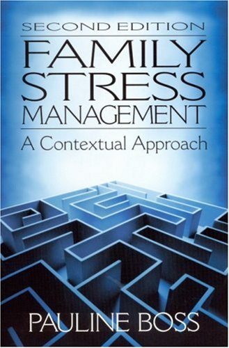 Family Stress Management 9780803973909