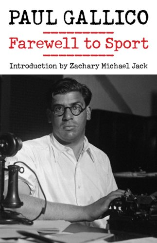 Farewell to Sport 9780803267619