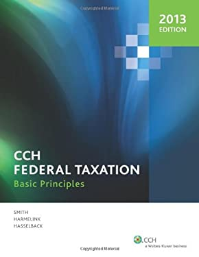 Federal Taxation: Basic Principles (2013)