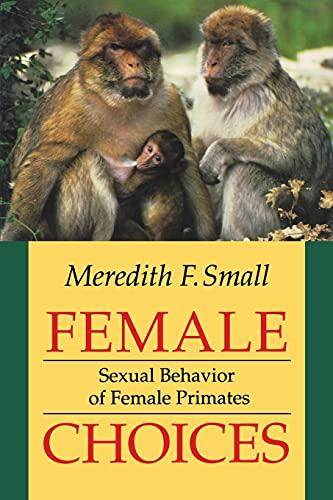 Female Choices: Sexual Behavior of Female Primates