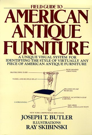 Field Guide to American Antique Furniture 9780805001242