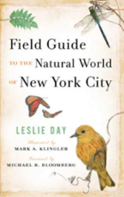 Field Guide to the Natural World of New York City 9780801886829