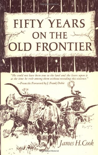 Fifty Years on the Old Frontier 9780806117614