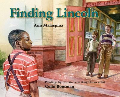 Finding Lincoln [With Hardcover Book(s)] 9780807599853
