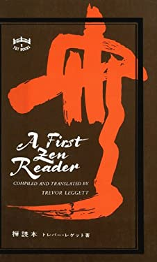 First Zen Reader 9780804801805