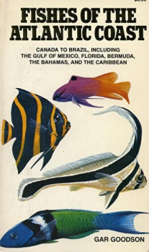 Fishes of the Atlantic Coast: Canada to Brazil, Including the Gulf of Mexico, Florida, Bermuda, the Bahamas, and the Caribbean 9780804712682