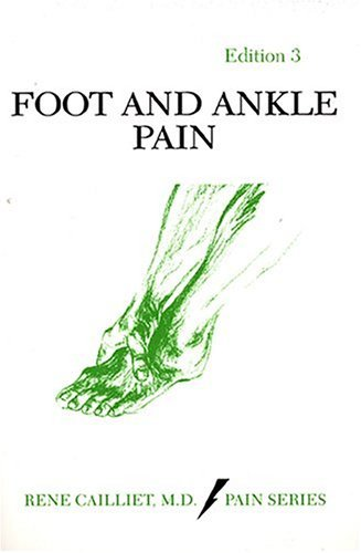 Foot and Ankle Pain 9780803602168