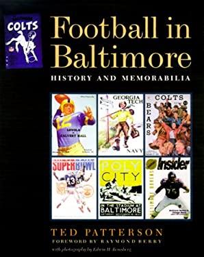 Football in Baltimore: History and Memorabilia 9780801864247
