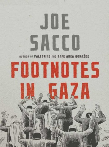 Footnotes in Gaza 9780805073478