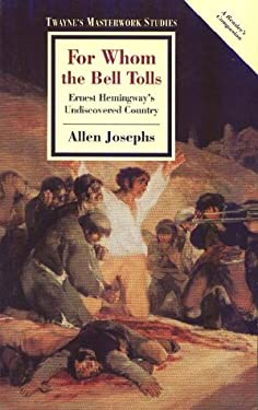 a review of ernest hemingways for whom the bell tolls Ernest hemingway's 1940 novel, for whom the bell tolls, is a classic war romance (that's a war drama and a romance, in one) set in the mountains of spain in 1937, it tells the story of robert jordan, an american fighting for the republicans (that's one side of the spanish civil war, not the .