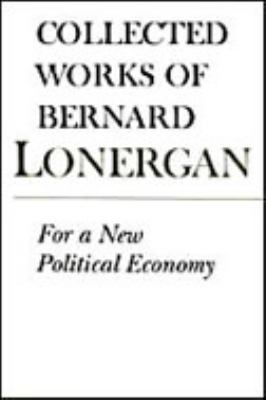 For a New Political Economy: Volume 21 9780802043856