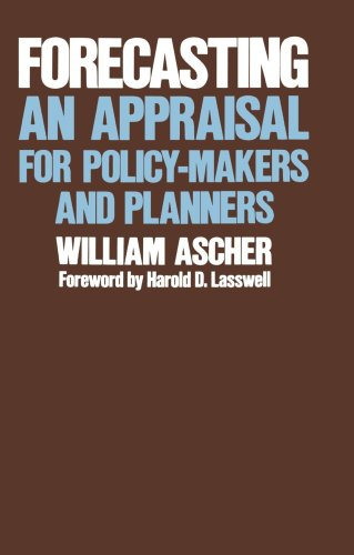 Forecasting: An Appraisal for Policy-Makers and Planners 9780801822735