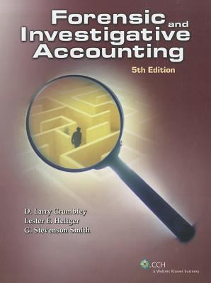Forensic and Investigative Accounting (5th Edition) 9780808026877
