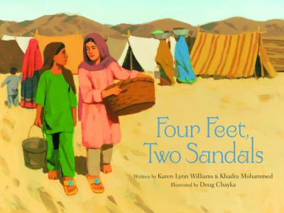 Four Feet, Two Sandals 9780802852960