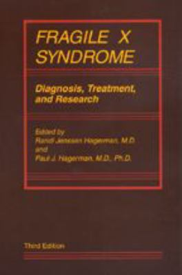 Fragile X Syndrome: Diagnosis, Treatment, and Research 9780801868443