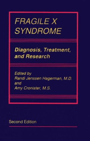 Fragile X Syndrome: Diagnosis, Treatment, and Research 9780801853883