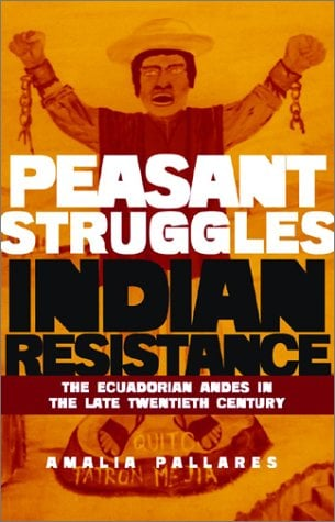 From Peasant Struggles to Indian Resistance: The Ecuadorian Andes in the Late Twentieth Century 9780806134598