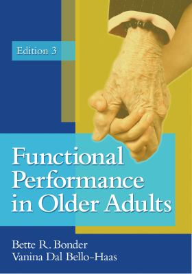 Functional Performance in Older Adults 9780803616882