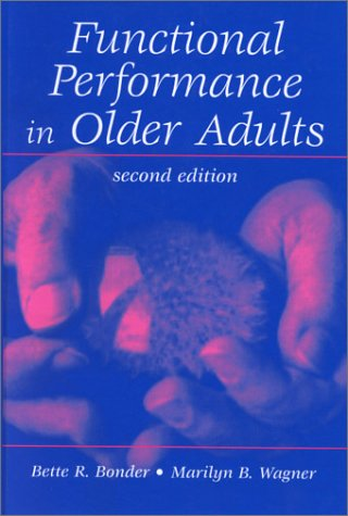 Functional Performance in Older Adults 9780803605435