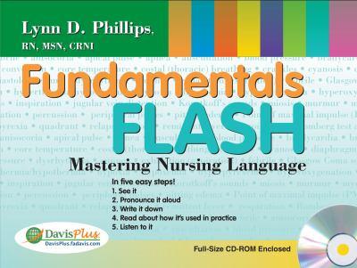 Fundamentals Flash: Mastering Nursing Language [With Mini CDROM] 9780803620797