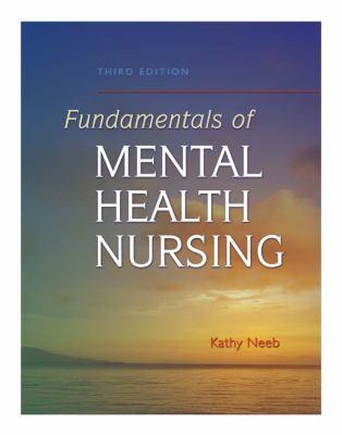 Fundamentals of Mental Health Nursing 9780803614017