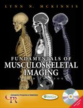 Fundamentals of Musculoskeletal Imaging [With CDROM]
