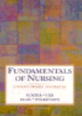Fundamentals of Nursing 9780805334906