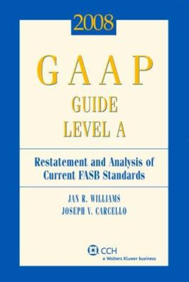 GAAP Guide Level A 9780808091295