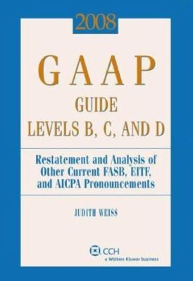GAAP Guide Levels B, C, and D 9780808091196