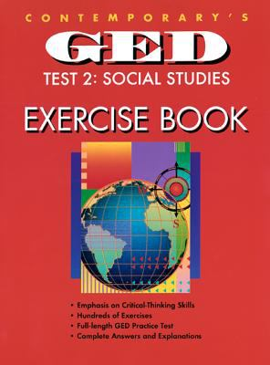 GED Social Studies Exercise Book 9780809245413
