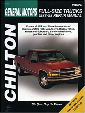 GM Full Size Trucks 1988-98 9780801991028