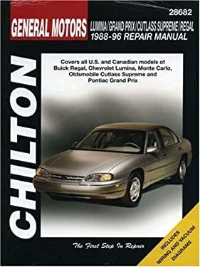 GM Lumina/Grand Prix/Cutlass Supreme/Regal 1988-96 9780801988004