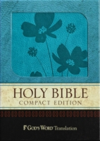 Compact Bible-GW-Flower Design 9780801014017