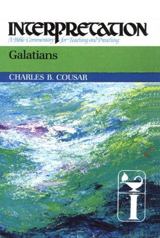 Galatians: Interpretation: A Bible Commentary for Teaching and Preaching 9780804231381