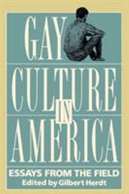 Gay Culture in America: Essays from the Field 9780807079157