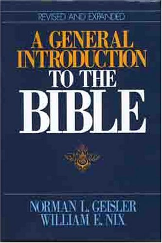 General Introduction to the Bible