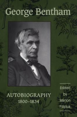 George Bentham Autobiog 1800-1