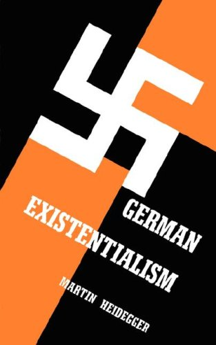 German Existentialism 9780806530796