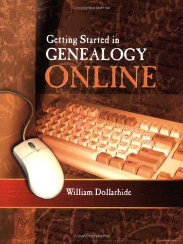 Getting Started in Genealogy Online 9780806317700