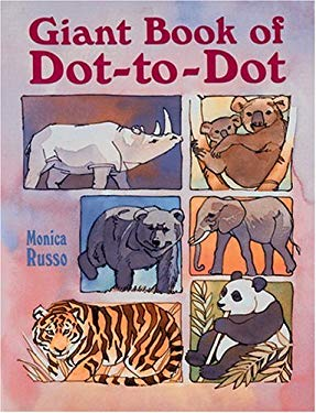 Giant Book of Dot-To-Dot 9780806936819