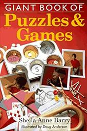 Giant Book of Puzzles & Games 3327085