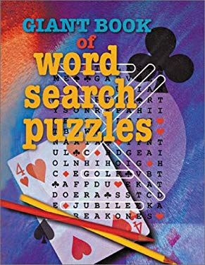 Giant Book of Word Search Puzzles 9780806926773