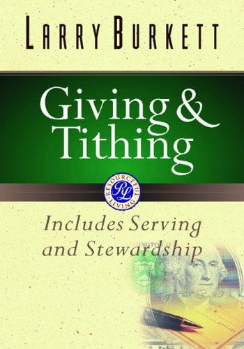 Giving and Tithing 9780802437372