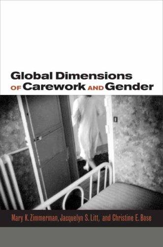 Global Dimensions of Gender and Carework