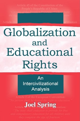 Globalization Educational Rights P 9780805838824