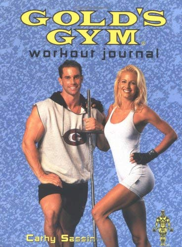 Gold's Gym Workout Journal 9780809297511